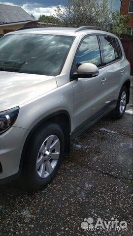 Volkswagen Tiguan, 2013 купить 1