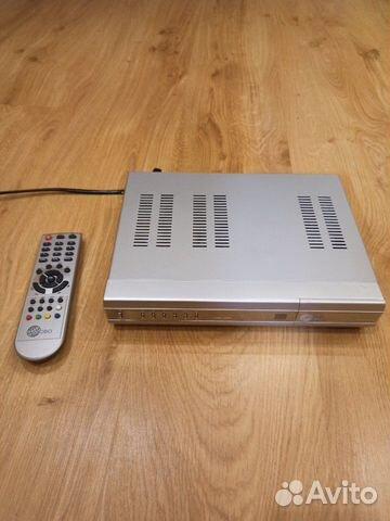 Ресивер цифровой TV-кабельный приемник globo C003