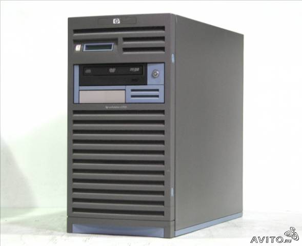 HP Workstation 3700