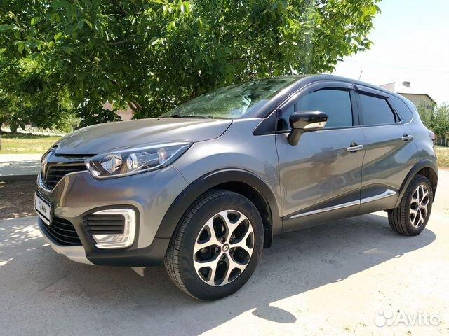 Renault Kaptur, 2017 купить 5