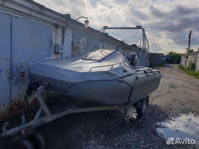 Продам лодку - катамаран флагман 460К 89842902991 купить 9