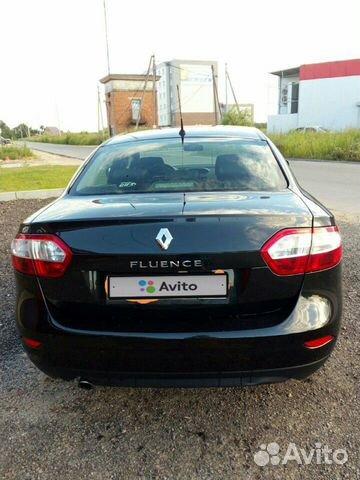 Renault Fluence, 2013 купить 4