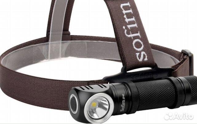 Налобный фонарь Sofirn SP40(новый) +аккум  купить 1