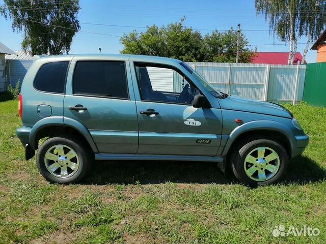 Chevrolet Niva, 2005  89601403054 купить 3