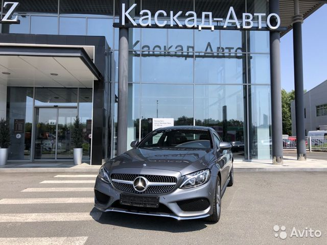 Mercedes-Benz C-класс, 2016 89058194466 купить 1