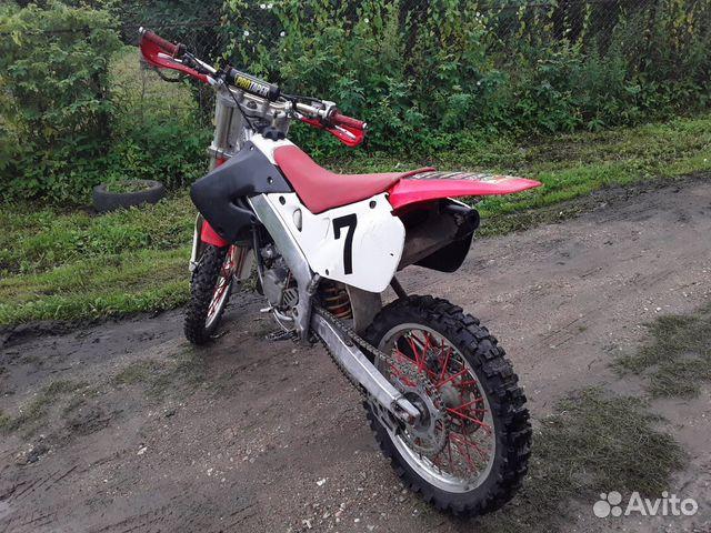 Honda cr125  89092682789 купить 8