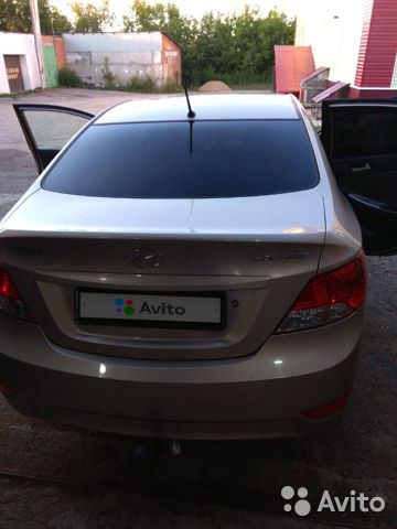 Hyundai Solaris, 2011  купить 2