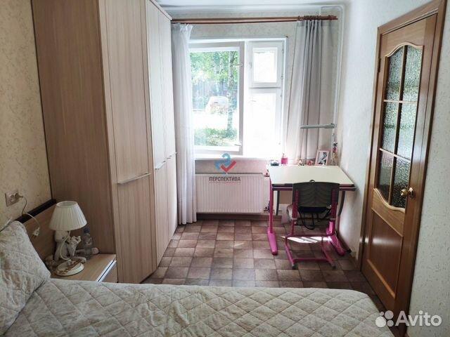 2-room apartment, 43 m2, 1/5 floor  89058701143 buy 5