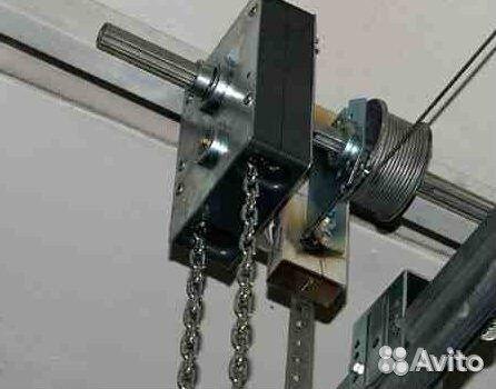 Редуктор цепной CH0501 (для секционных ворот)
