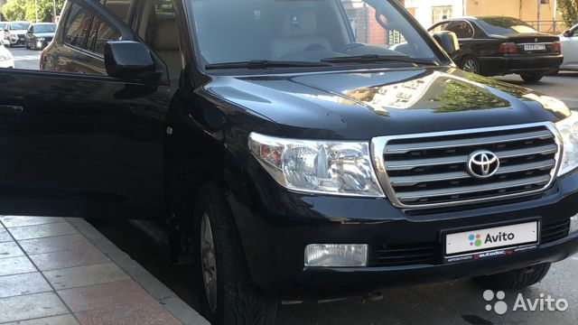 Toyota Land Cruiser, 2010  купить 1