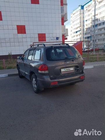 Hyundai Santa Fe, 2004  89065950585 купить 1