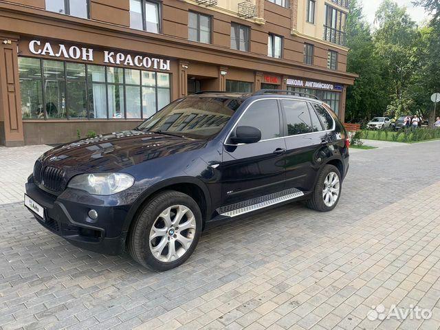 BMW X5, 2007  89054040409 купить 1