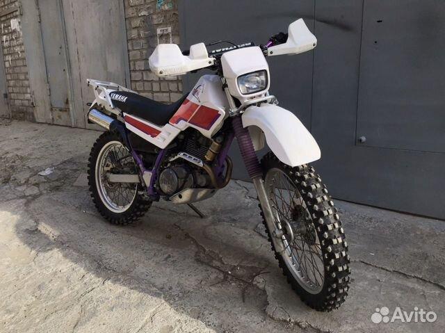 Yamaha serow 225  89623387647 купить 8