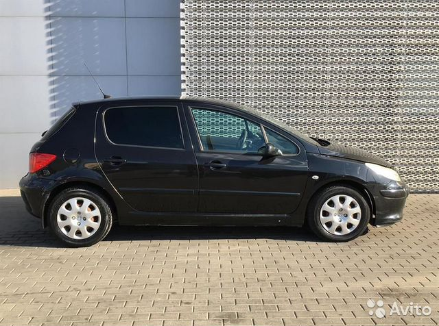 Peugeot 307, 2007  88633330423 купить 4