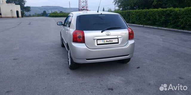 Toyota Corolla, 2006  89617258381 купить 2