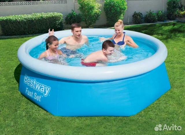 Надувной бассейн  89061841990 купить 5