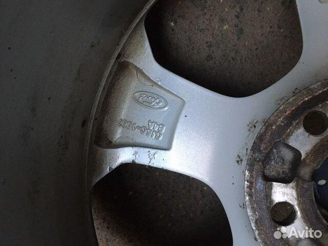Диски 17 Форд оригинал  89022832142 купить 4