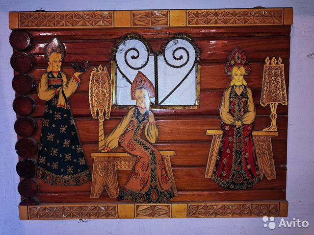 Картина из дерева/ручная работа  89064091597 купить 1