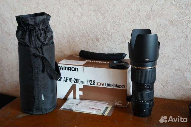 Tamron 70-200 f2.8 di ld(if) macro  89538387002 купить 4