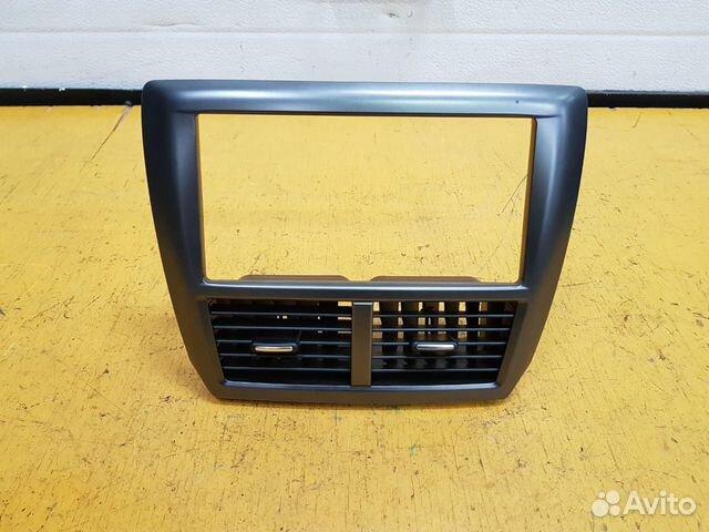 89625003353  Рамка под магнитолу Subaru Impreza, GH8, EJ20