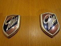 "Эмблема на Форд Фокус "" Ghia "" - Оригинал"