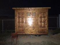 Туалет и душ 2 в 1 кухня.беседка.терасса — Ремонт и строительство в Москве