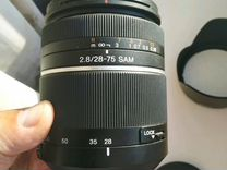 Продам объектив Sony 28-75 мм F/2.8 SAM.Торг есть
