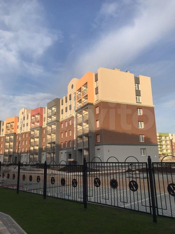 1-к квартира, 23.5 м², 6/6 эт.