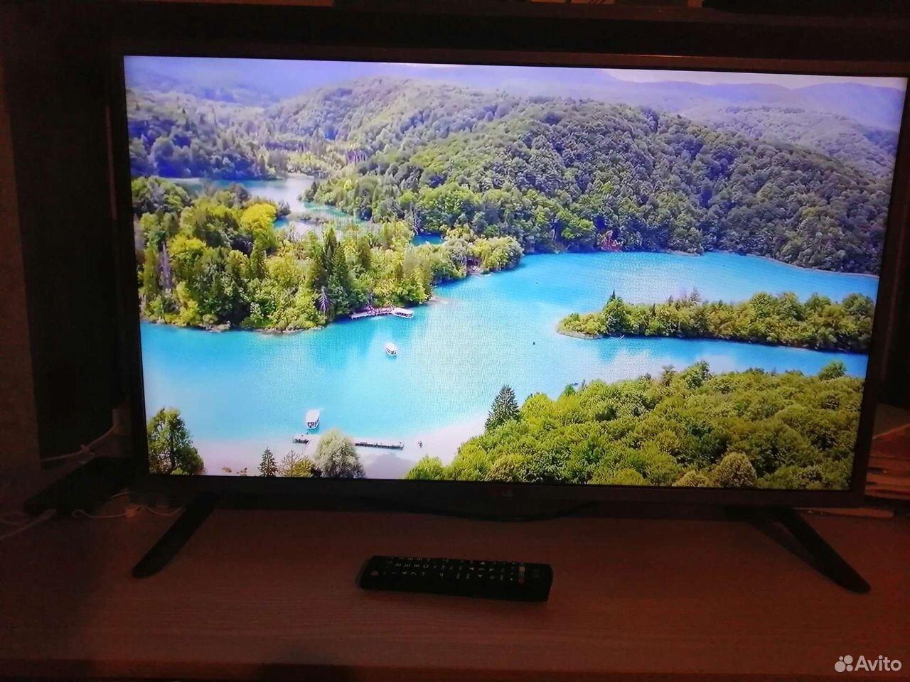 Телевизор ЖК LG 32 с цифровым  89080002239 купить 5