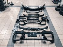 Обвес S63 AMG S W222 рестайлинг