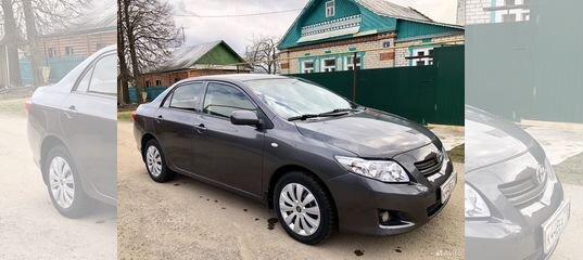 Toyota Corolla, 2009 купить в Республике Татарстан   Автомобили   Авито