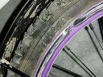 Велосипед maxxpro детский диаметр колеса 16. Пробе