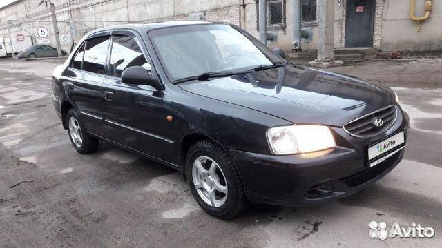 Hyundai Accent, 2007  89211966271 купить 10