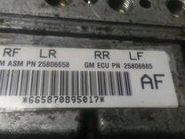 Cadillac SRX 2003-2009 блок ABS