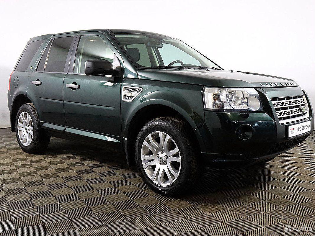 Land Rover Freelander, 2010  84954101966 купить 3