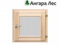 Двери для бань и саун, окна