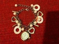 Новые часы - браслет жен