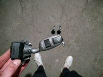 Подрулевые лепестки BMW E65/66