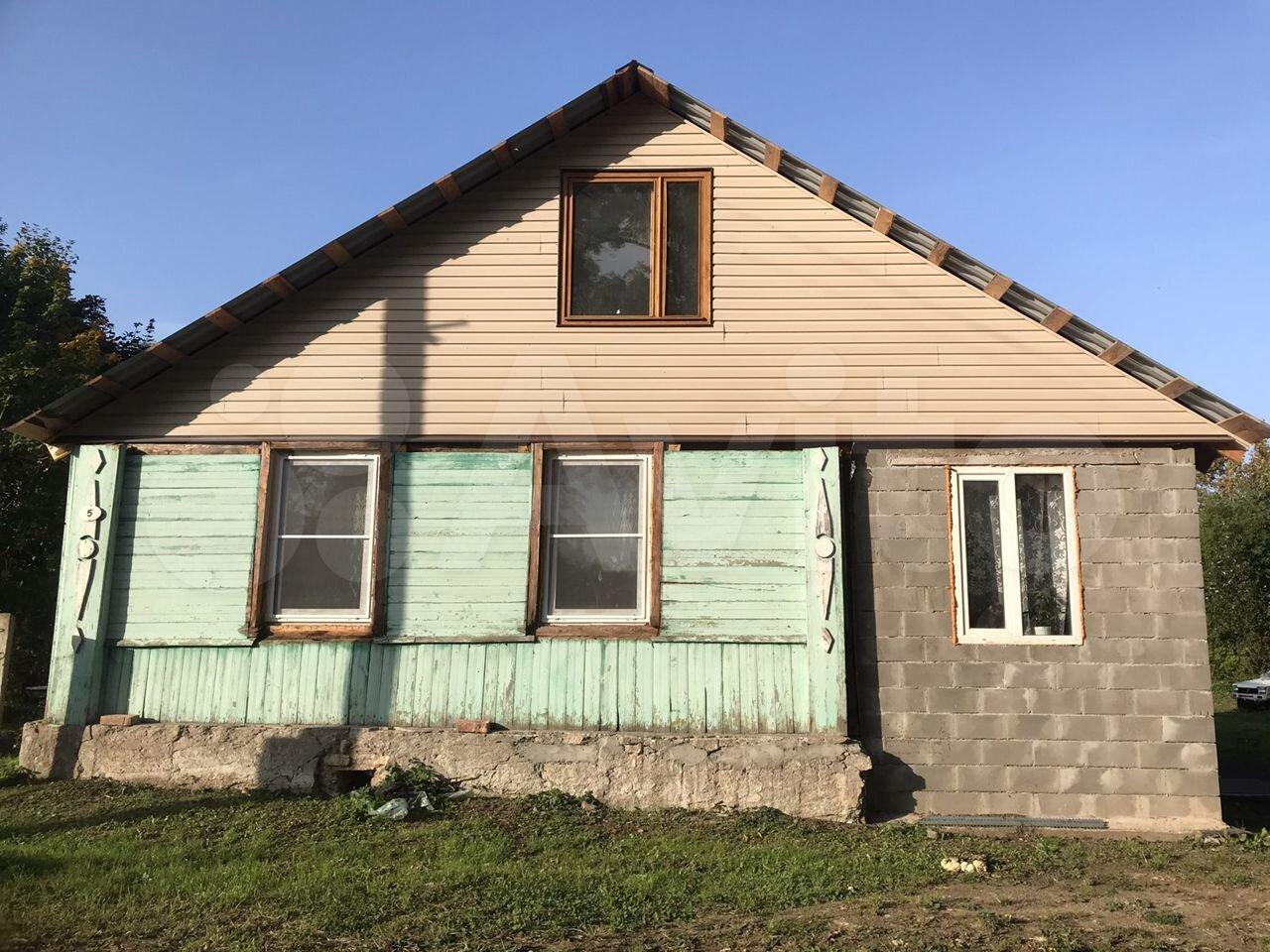 Дом 78 м² на участке 24 сот.  89095739317 купить 3
