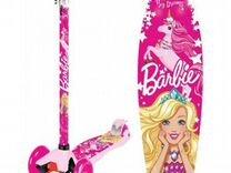 Самокат Barbie, розовый с доставкой