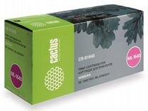 Картридж cactus CS-S1640 D108S черный
