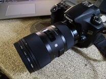 Объектив Sigma Art 18-35/1.8 DC HSM for Canon