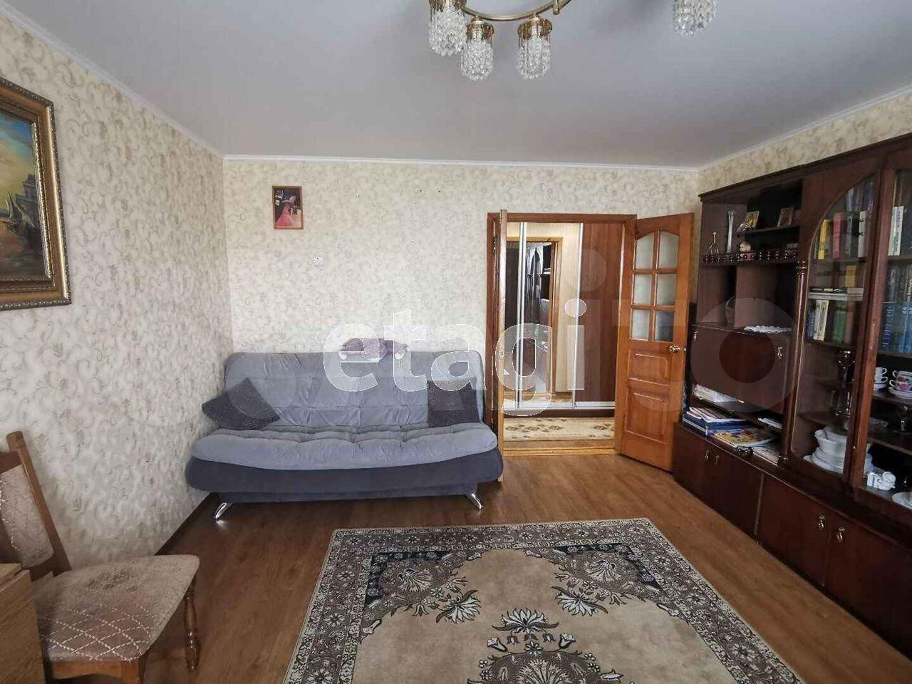3-room apartment, 61 m2, 4/9 FL.  89610020640 buy 6
