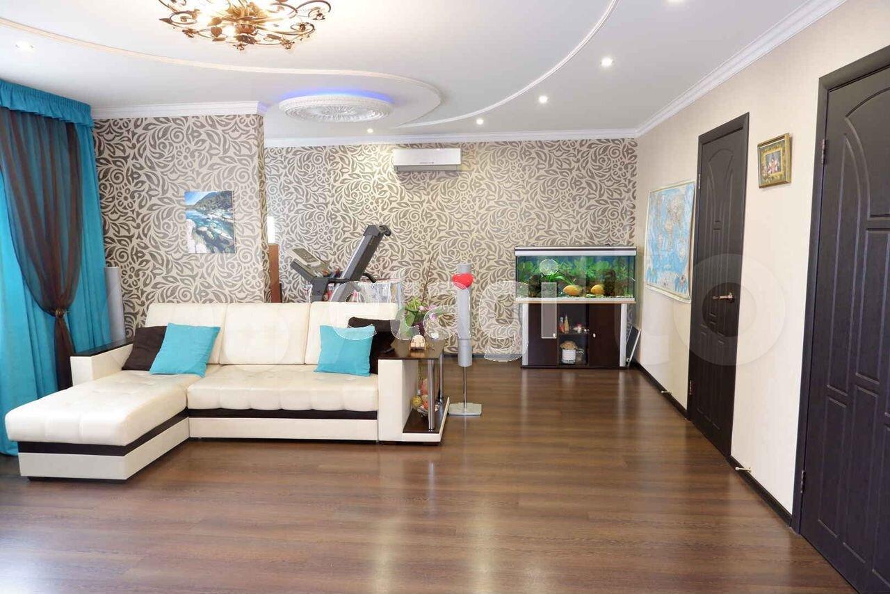 3-к квартира, 77 м², 6/9 эт.