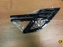 Накладка на крыло правая Range Rover Sport 2 Black