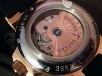 Часы механика ручной завод автоподзавод