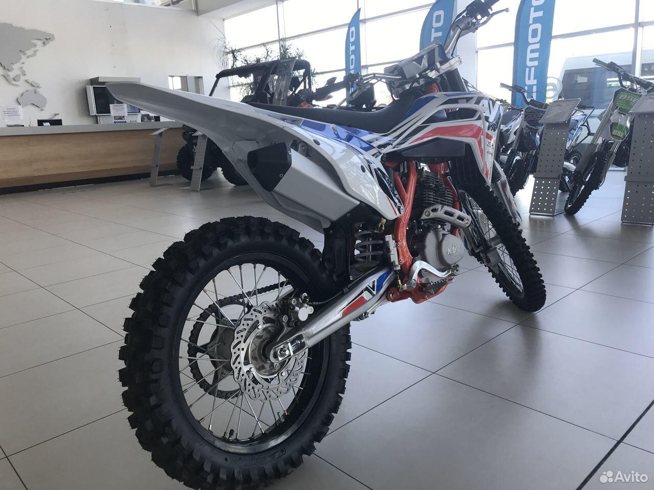 Мотоцикл kayo K4 MX 21/18 (2020 г.)  88792225000 купить 4