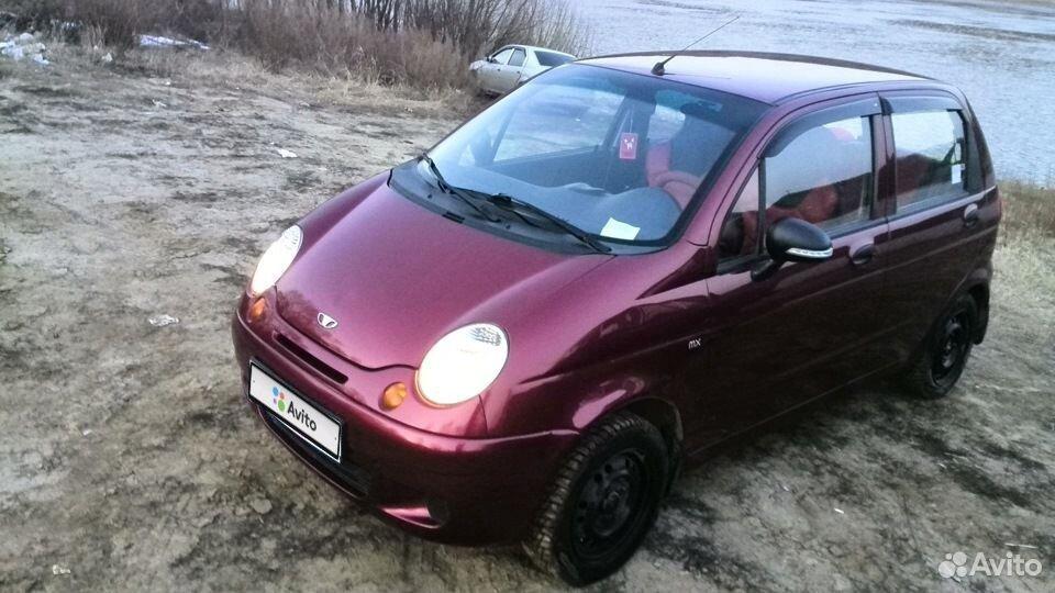 Daewoo Matiz, 2008  89186282655 купить 1