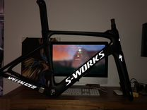 Рама, Велосипед Specialized Venge vias Disc S-Work