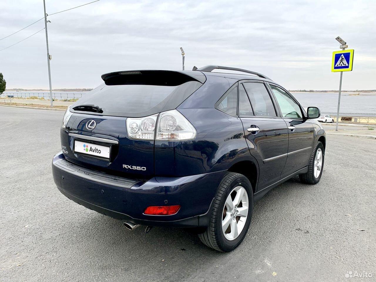 Lexus RX, 2007  89610795153 купить 7
